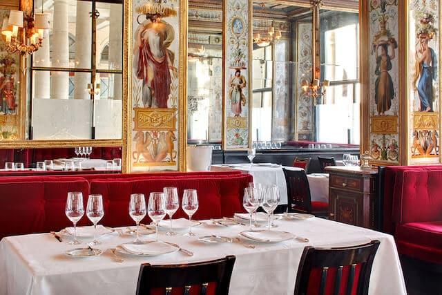Melhores Restaurantes em Paris