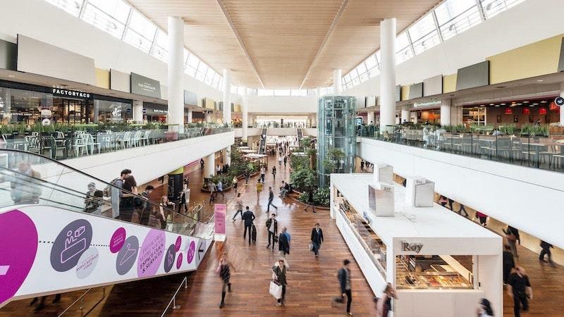 Shoppings em Paris - Les Quatre Temps