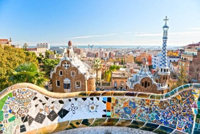 Viagem de carro de Paris a Barcelona