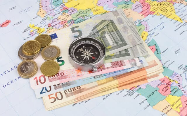 Euro na França