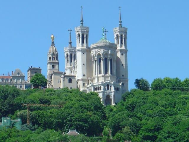 Notre-Dame de Fourvière de Lyon
