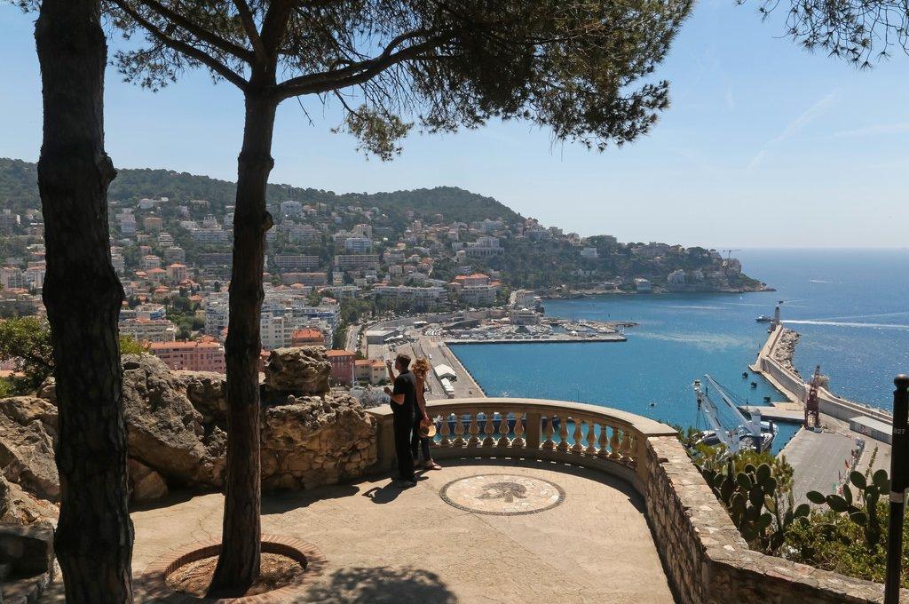 Pontos turísticos de Nice na França