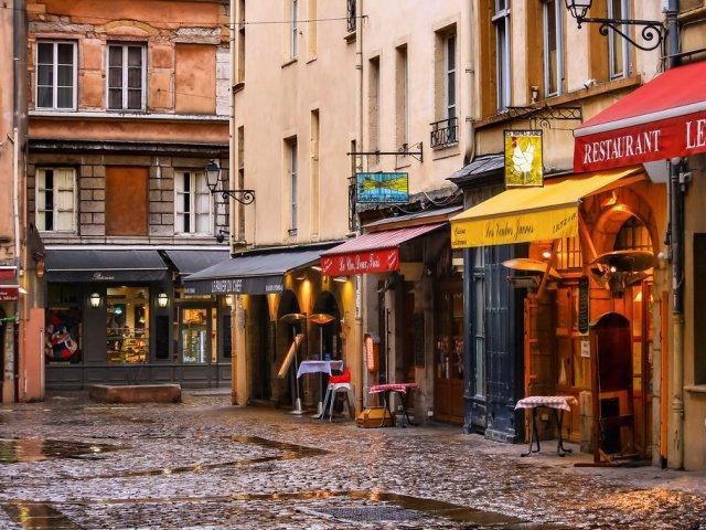 Bairro Vieux Lyon