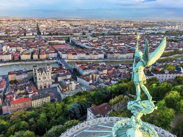 Como planejar uma viagem a Lyon