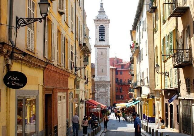 Onde ficar em Nice: Melhores regiões