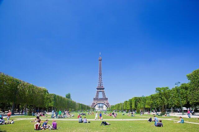 Piqueniques em Paris