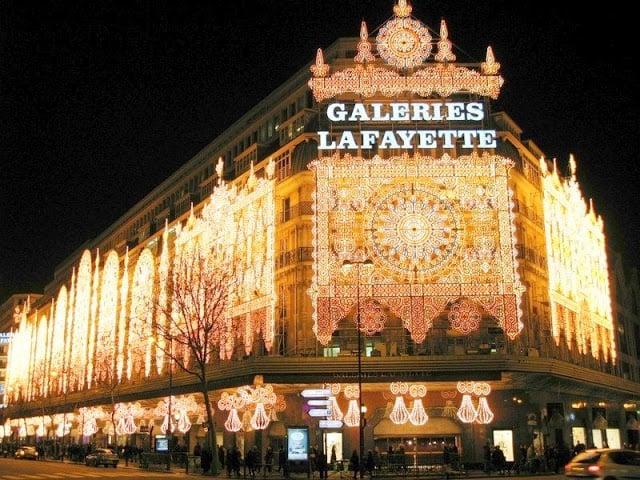 10 Lojas, mercados e feiras em Paris