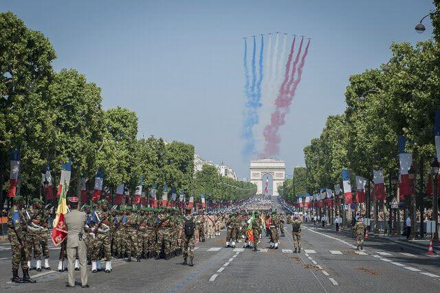 14 de Julho em Paris