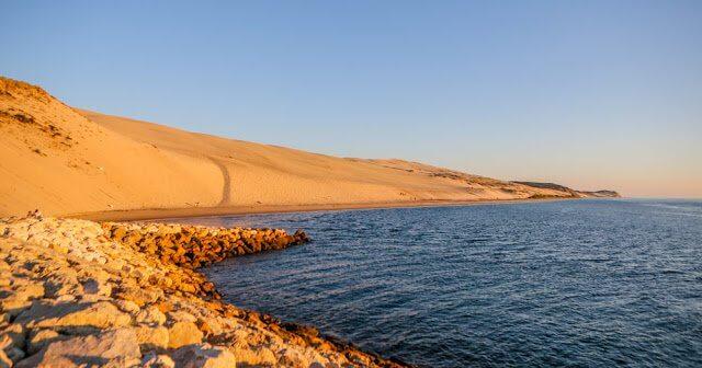 Dunes de Pilat na França