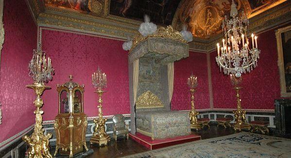 Apartamento do Rei em Versalhes