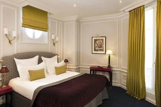 10 quartos com vista em Paris