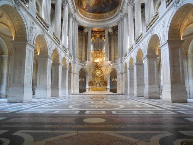 Capela de Versalhes