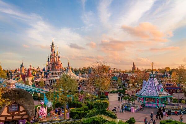 Vista da Disney