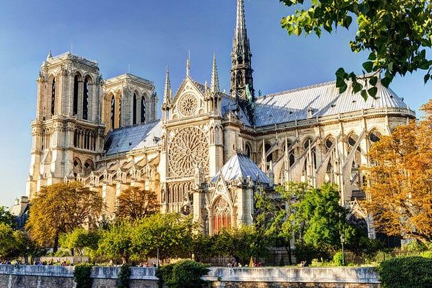 10 locais de culto religioso em Paris