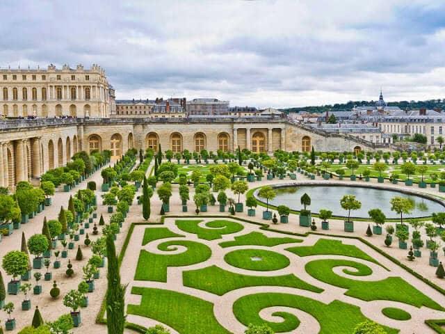 Jardim de Versalhes