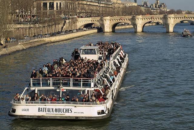 10 passeios guiados em Paris