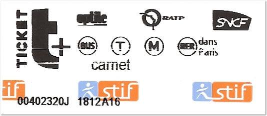 Qual tipo de bilhete de metrô e transporte comprar em Paris