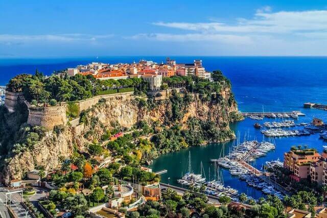 Roteiros pela Côte d'Azur na França