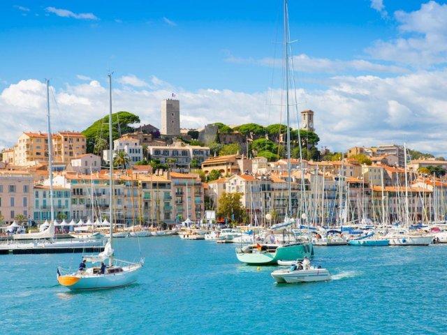 Lua de mel em Cannes