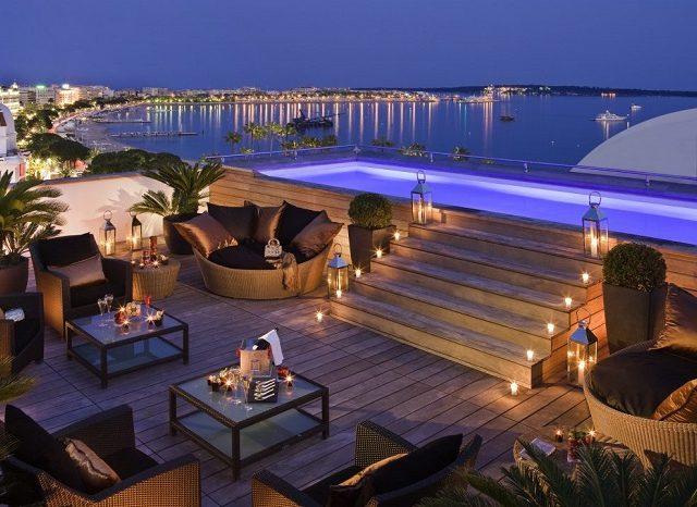O que fazer à noite em Cannes