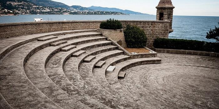 Teatro do Forte Antoine em Mônaco
