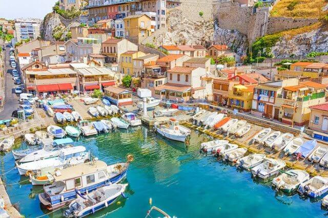O que fazer no verão em Marselha