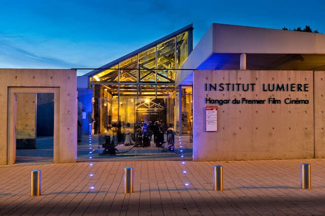 Museu Lumière em Lyon