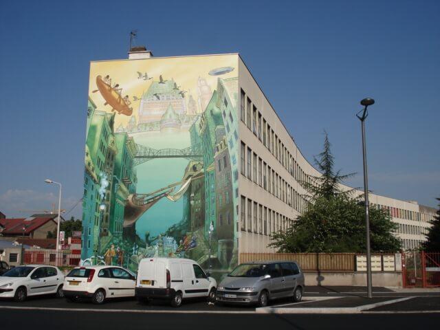 Museu Urbain Tony Garnier em Lyon