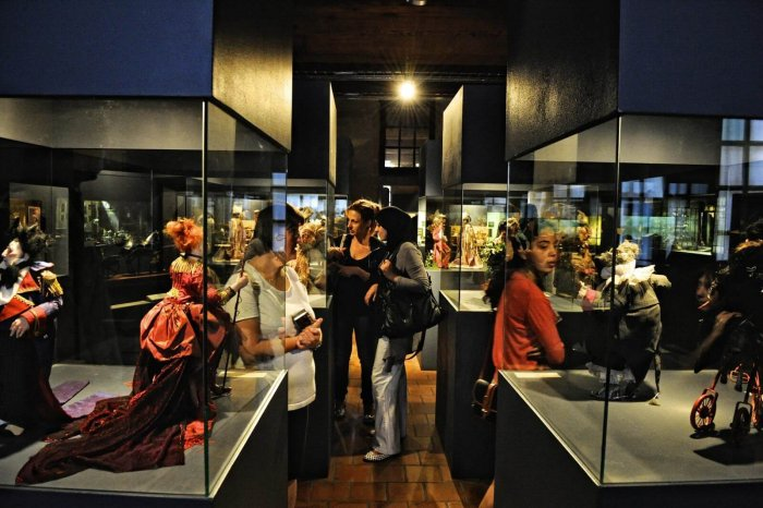 Museu da Miniatura e Cinema em Lyon