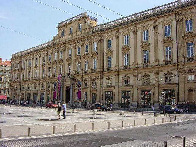 Museu de Belas Artes em Lyon