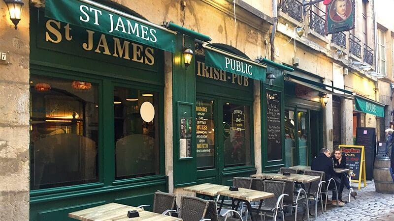 Saint James em Lyon