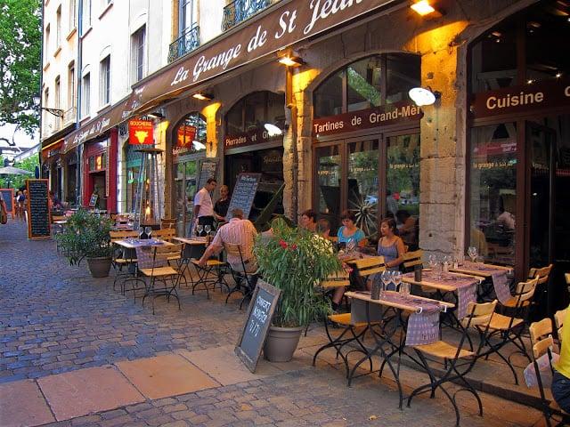 Ruas de Vieux-Lyon