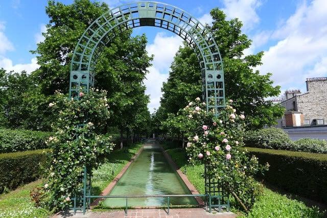 Jardim Promenade Plantée em Paris