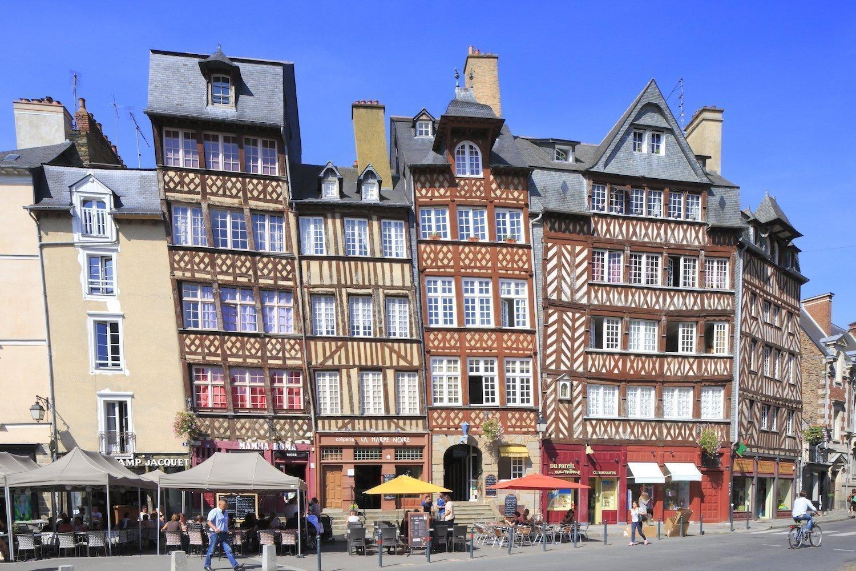Rennes na França