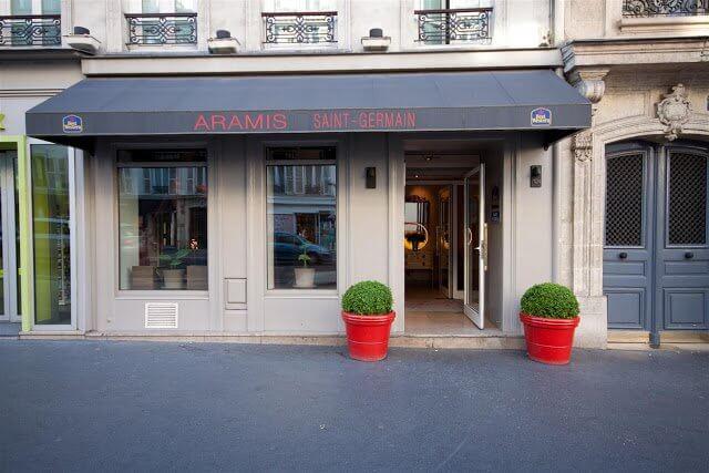Hotéis na região central de Paris