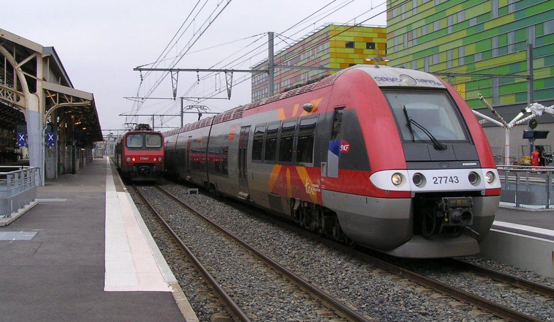 Viagem de trem de Perpignan a Barcelona