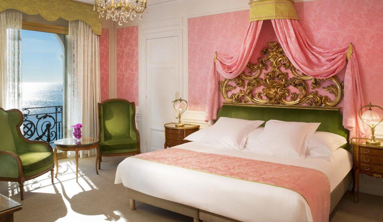 Hotel de luxo em Nice