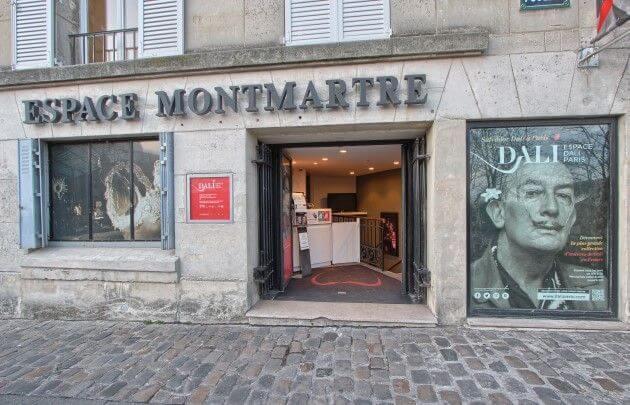 Espaço Dalí em Paris
