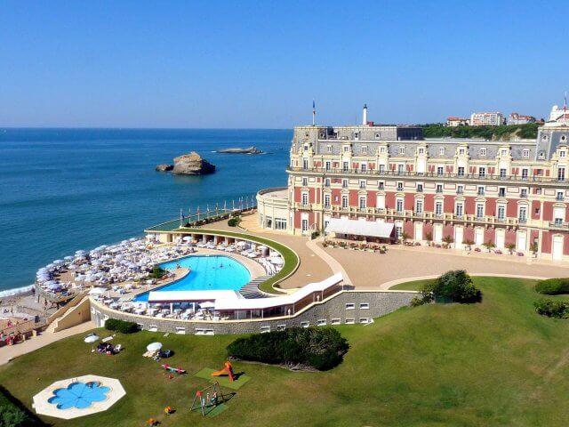 Pontos turísticos de Biarritz