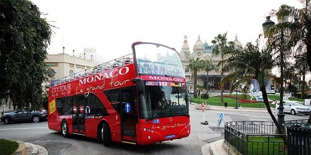 6fecdd050 Passeio de ônibus turístico em Mônaco - 2019 | Dicas de Paris