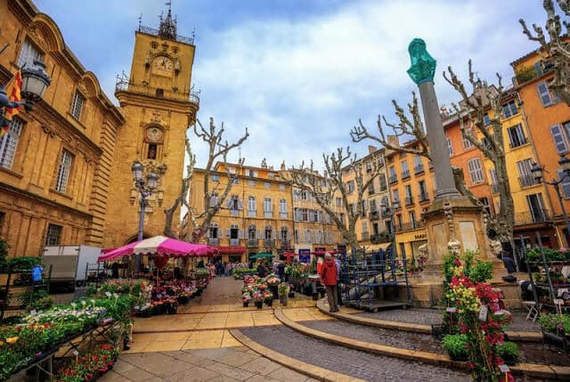 O que fazer em Aix