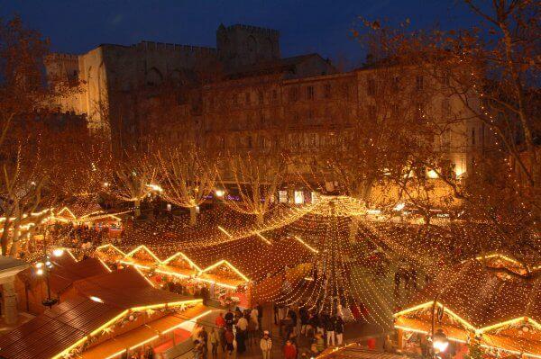 Natal em Marselha