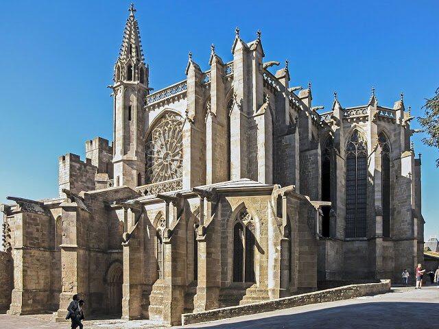 Pontos turísticos em Carcassonne