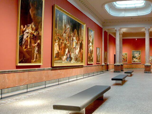 Melhores museus em Montpellier