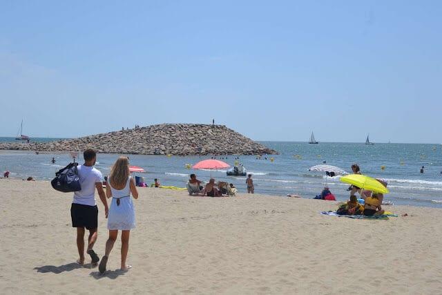 Melhores praias em Montpellier