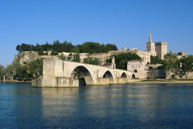 Passeios em Avignon em Provence