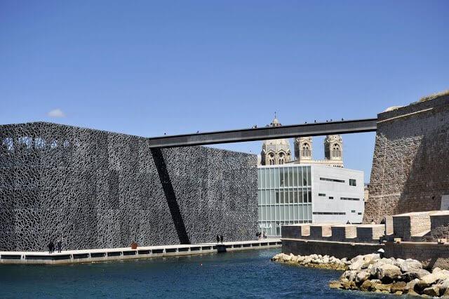 Museu de Civilizações da Europa e Mediterrâneo em Marselha