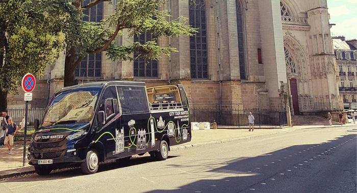 Ônibus Turístico em Nantes