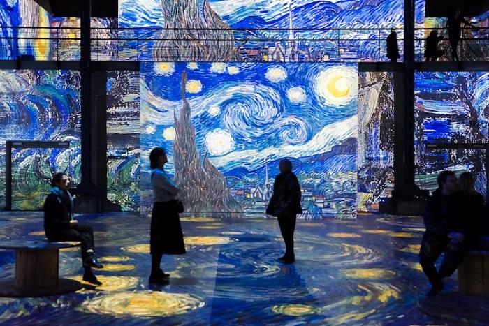 Exposição de Van Gogh em Paris