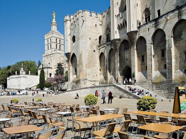 Cidade de Avignon